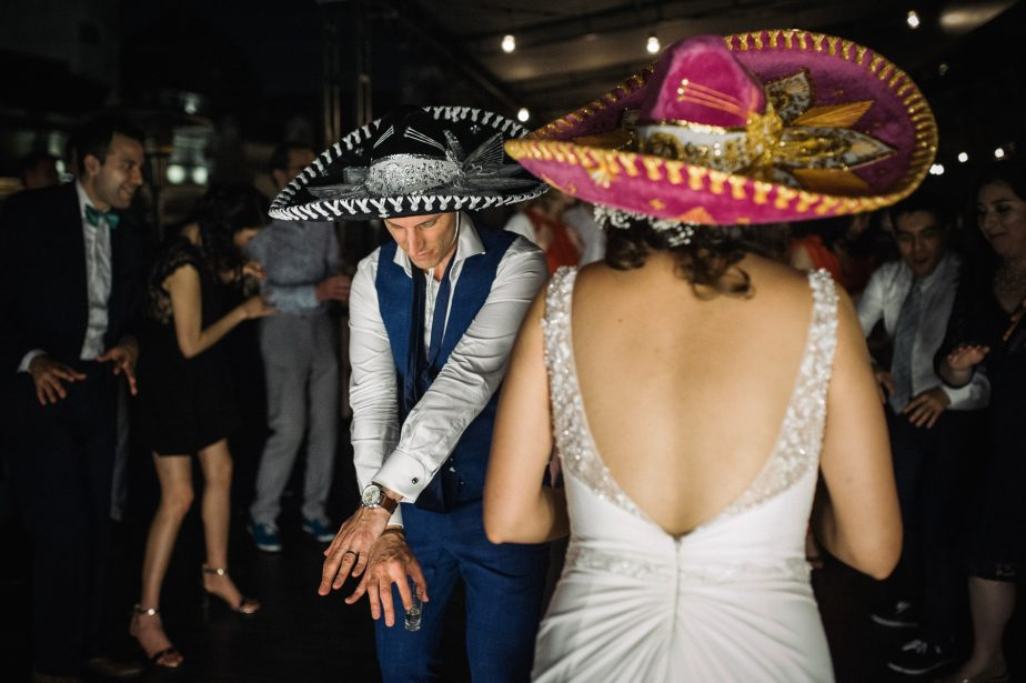TROUWEN // Destination Wedding in Mexico City