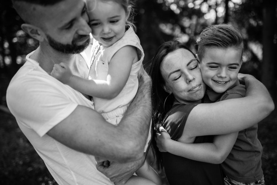 FAMILIE // Zomerse Mini Sessie op de Holterberg